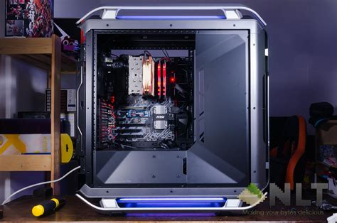 review cooler master cosmos c700p king of modularity specifications and features nasi