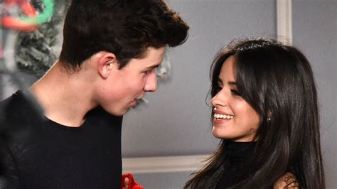 bazzi grammy camila cabello shawn mendes spotted on a date before the