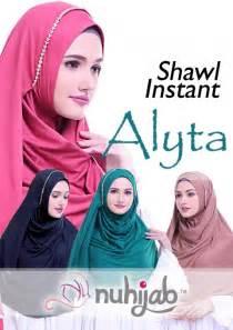 Shawl Instan Aufa By Nuhijab Original nuhijab premium instant