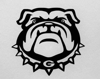 image result for uga bulldog decal | cricut ideas