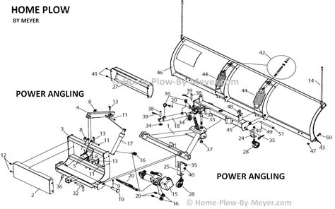 meyer home plow wiring harness meyers snow plow wiring