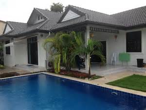 1 Bedroom For Rent By Owner 3 Bedroom House With Garden Amp Swimming Pool Hua Hin Home