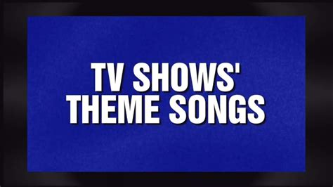 The Greatest American Theme Song Lyrics Best Tv Theme Songs What Are The
