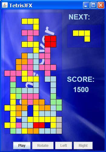 java tutorial tetris java game tutorial tetris image search results