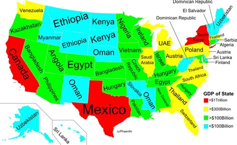 country map with state names 57 maps that will challenge what you thought you knew