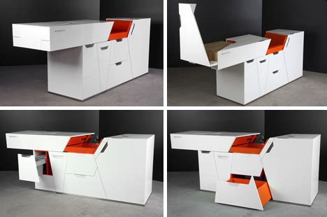 kitchen in a box all in one island cabinet sink design