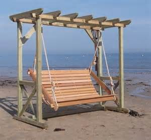 Swing Arbor Plans three seat swing garden swings swing seats adirondack