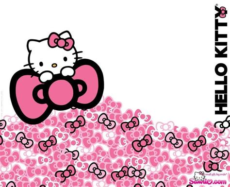 wallpaper computer kitty hello kitty desktop backgrounds wallpaper cave