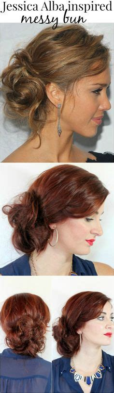 good hair bun in your 40s 40 casual and formal side bun hairstyles for 2017 side