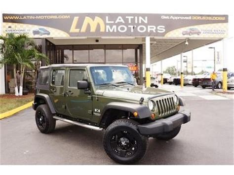 Jeep Accessories Island Purchase Used Jeep Wrangler 4 0 5spd Top Lifted Sem