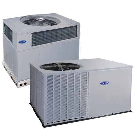 carrier comfort series heat pump kelvinator 2 5 ton 14 seer r 410a split system package
