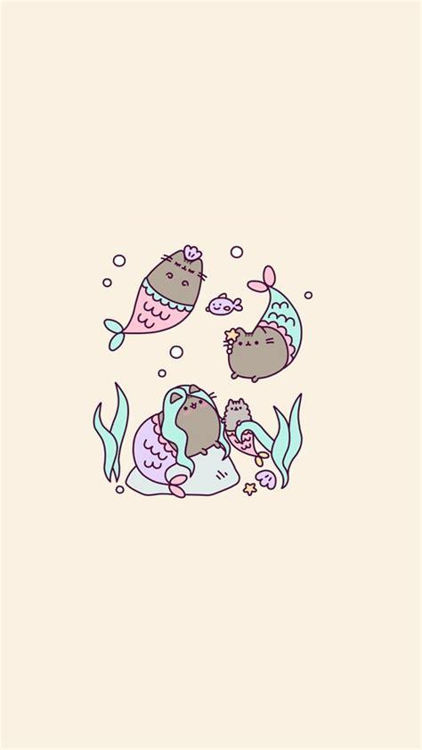 cartoon desktop wallpaper tumblr imagem de art neko and pusheen cat pusheen pinterest