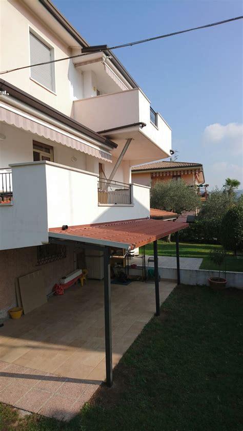 tettoia in ferro tettoia in ferro smontabile ad uso garage fabbro verona