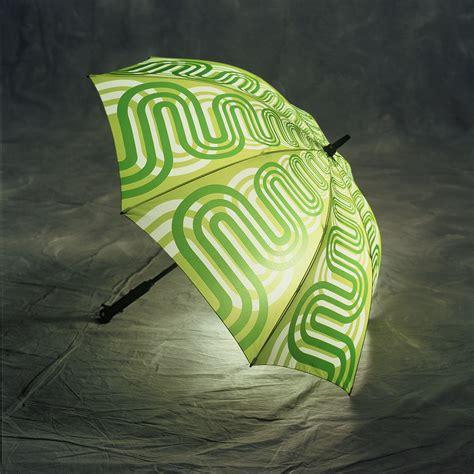 Umbrella Flow 3 flow lighted umbrella bright touch of modern