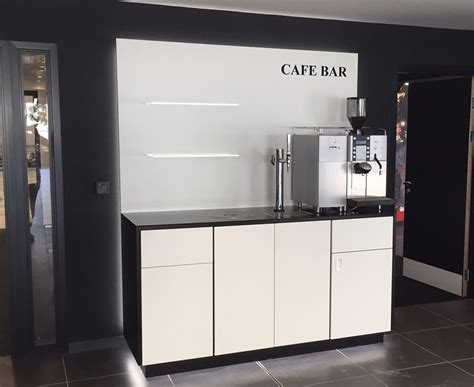 Kitchen Bar Designs by Coffee Stations And Tea Points Furniture