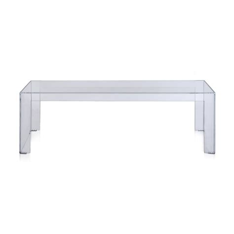 buy kartell invisible coffee table amara