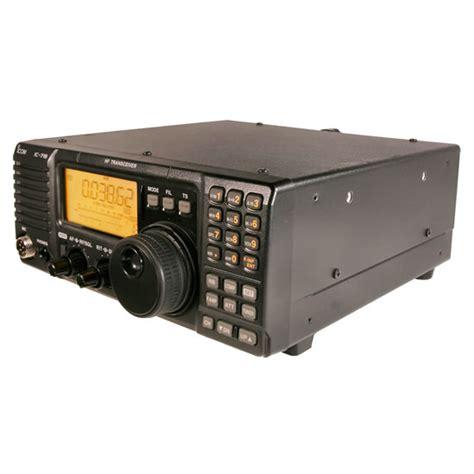 Radio Ssb Icom Icom 718 Garansi 1 Thn jual hf all band transceiver radio komunikasi rig ssb icom ic 718 ic 718 dk survey shop
