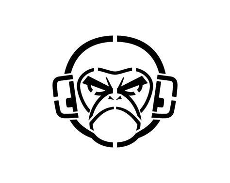 pattern logos 18 best images about gorilla on pinterest logos cartoon
