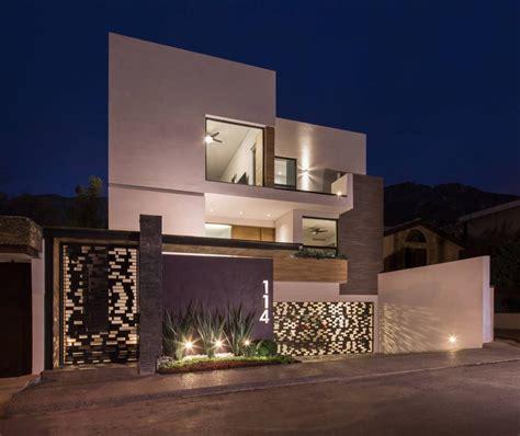 imagenes estilo minimalista fotos de casas de estilo minimalista fachada principal