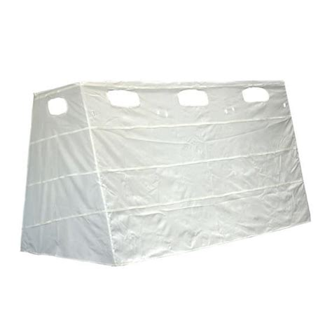 tanglefree landing zone layout blind snow cover layout blinds canadian waterfowl supplies