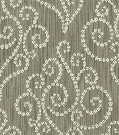 joann fabrics upholstery fabric upholstery fabric waverly synergy graphite jo ann
