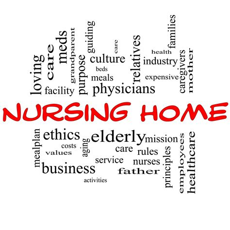 nursing home tender loving care