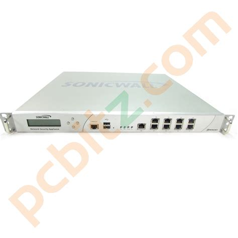 sonicwall nsa e5500 type 1rk22 073 network security
