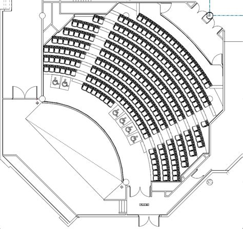auditorium floor plans st george bank auditorium floor plan and stage dimensions