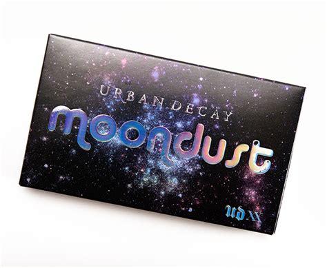 Decay Moondust decay moondust eyeshadow palette review photos