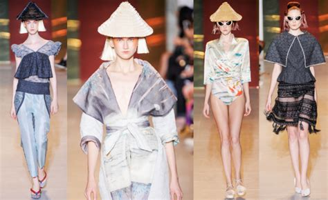 japanese designer japanese designers take centre stage at fashion week world