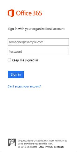 Office 365 Sign On by Add Company Branding To Your Sign In And Access Panel