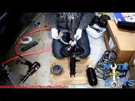 Car Struts Leaking Camry Replacement Of Rear Shocks On A 1996 2002 Bmw Z3 Sensen
