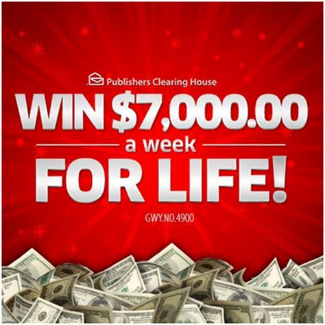 Pch Win 5000 A Week For Life - 2015 pch million for life autos post