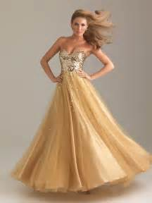 vestidos para tu fiesta vestido de 15 a 241 os color dorado