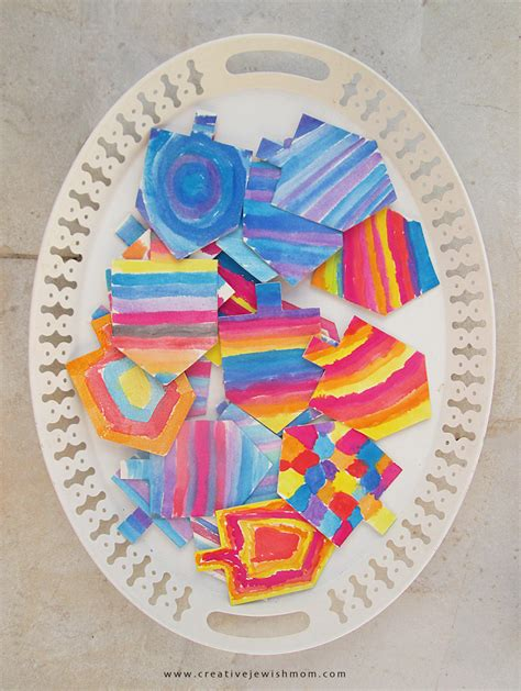 hanukkah crafts for creative crafts painting and drawing