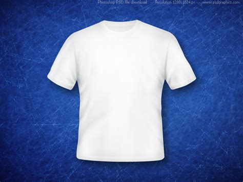 free background pattern tshirt blank white t shirt psd psdgraphics