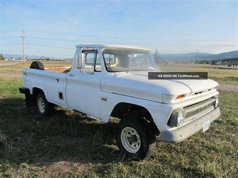 4x4 truck 1966 chevy truck 4x4