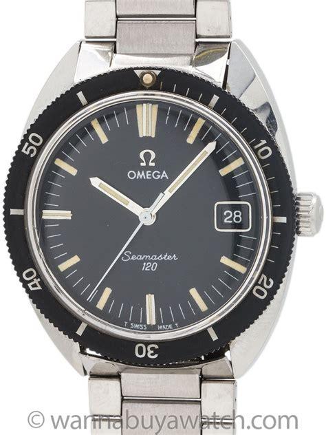 Omega Seamaster 120 ref 136.027 Mint! circa 1968