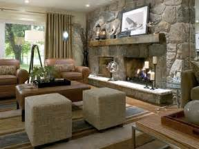 living room with stone fireplace 40 stone fireplace designs from classic to contemporary spaces