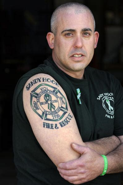 tattoo new town sandy hook shootings dozens of people touched by the