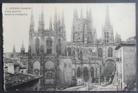 fotos antiguas burgos 22974 postal sin circular la catedral burgos b comprar