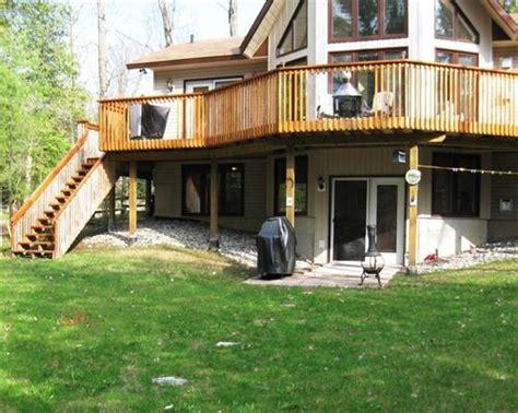 Cottage Rentals Bancroft by Cottage Rental Ontario Haliburton Highlands Bancroft