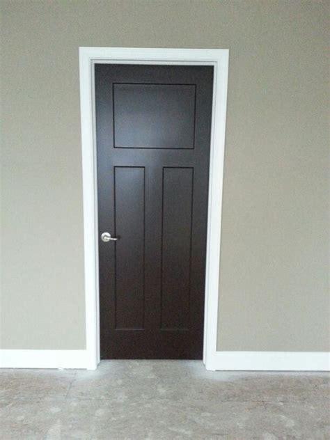 my interior doors sherwin williams black bean my
