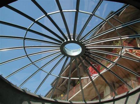 cupole in vetro esterno