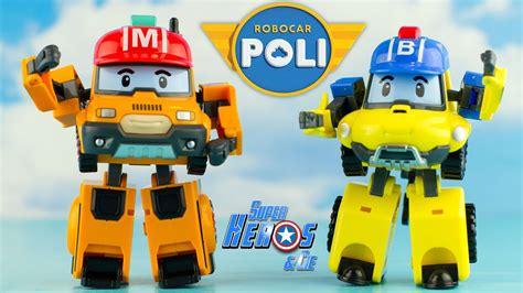 Robocar Poli Bucky robocar poli bucky robots transformables 로보카폴리 jouet
