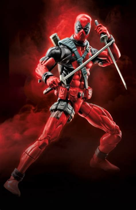 deadpool figure 90s marvellegends net marvel legends deadpool series