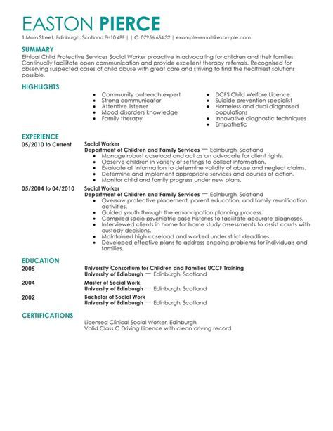 social services resume examples social services social and human service assistant sample resume - Human Services Resume Examples