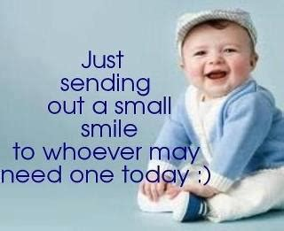 A Small Smile Quotes