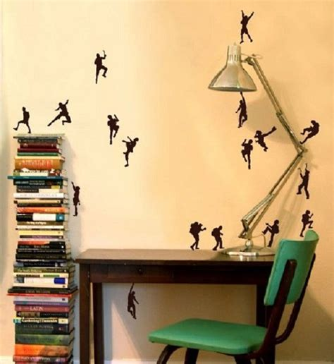 creative wall can brighten up your home - Creative Wall Decorations