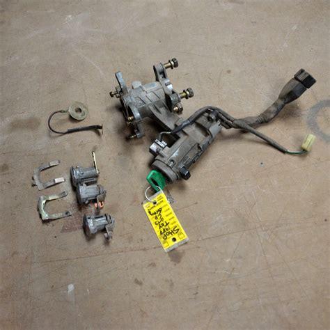 86 Toyota Corolla Parts Toyota Corolla Ae86 84 85 86 87 4age Lock Ignition Key Kit